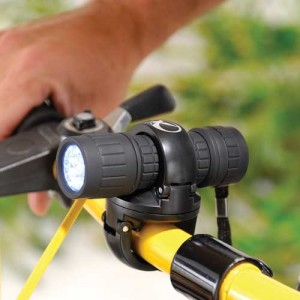 New Personalized Merchandise - Clamp Mount Safety Light