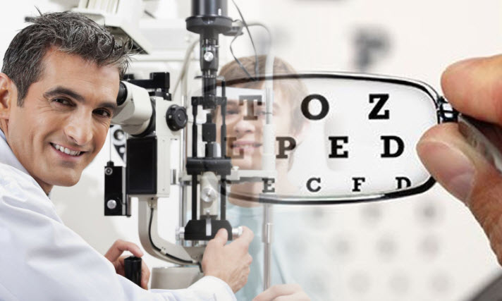 Optometrists recommend the right eyewear to correct vision problems