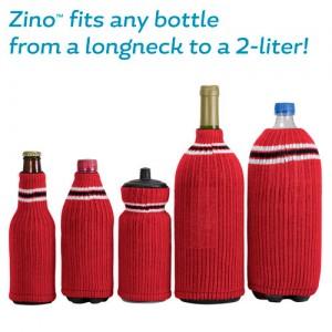 New Personalized Merchandise - Zino for Vino & Bottles